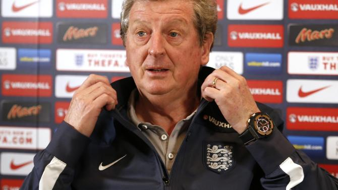 International friendlies - Roy Hodgson praises England 'high standards' in earning draw in Italy