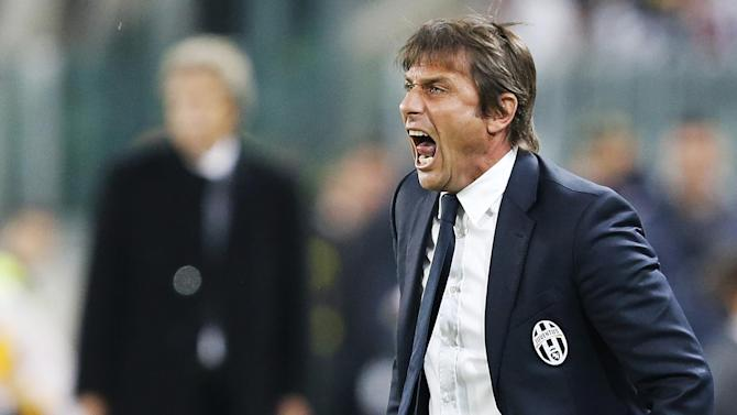 Euro 2016 - Conte signs two-year deal to become Italy coach