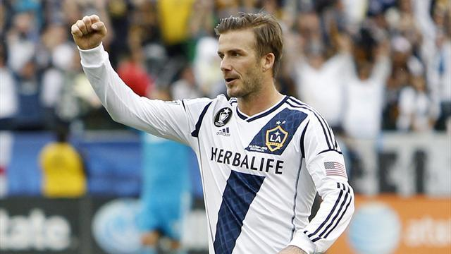 Concacaf Football  - Beckham: Prospect of owning MLS team 'exciting'