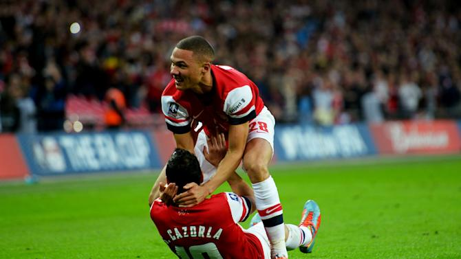 Wigan Athletic v Arsenal - FA Cup Semi-Final