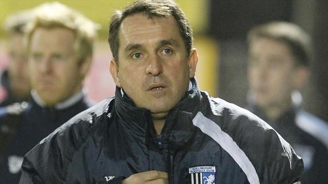 League One - Allen disappointed with Gillingham axing