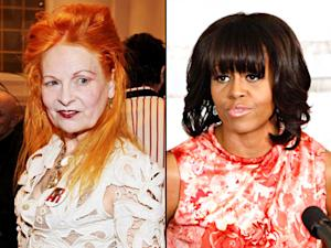 "Michelle Obama Slammed by Vivienne Westwood for ""Dreadful"" Clothes"