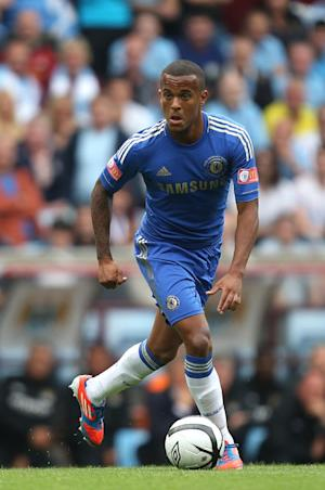 Ryan Bertrand, pictured, is expected to deputise for Ashley Cole