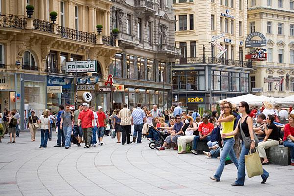 5. (Tied) Austria Highest income tax rate: 50%  Average 2010 income: $50,700   Austria, which is often ranked as one of the world's best places to live, levies a high income tax and social security bu