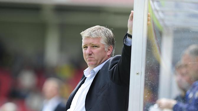 Martin Ling has brought Karl Baker to Torquay