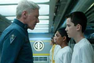 Harrison Ford: 'Enders Game' Author Orson Scott Card's Gay Marriage Views Not an Issue