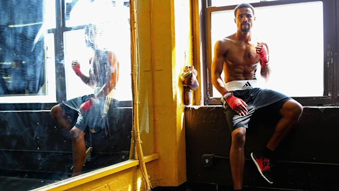 Andrew Dirrell, James DeGale Open Workouts