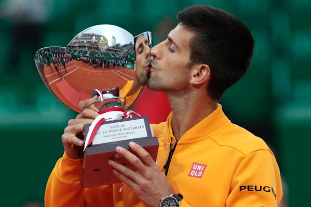Novak Djokovic retains a big lead in the world tennis rankings