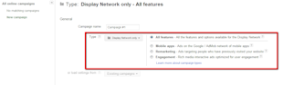 How to Choose a PPC Advertising Network in AdWords & Bing image adwords display network select
