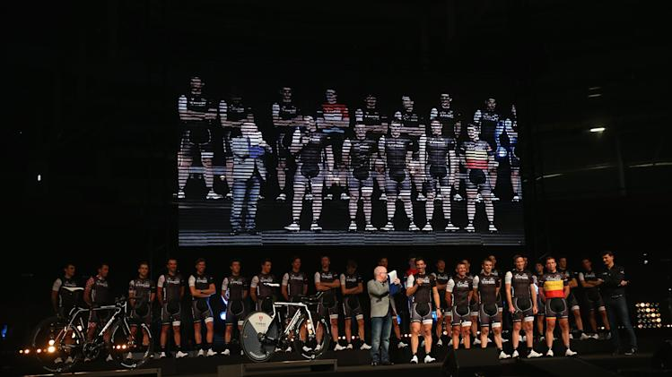 Trek Factory Cycling Racing Team Launch
