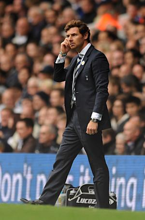Andre Villas-Boas praised his team for holding on for victory at St Mary's