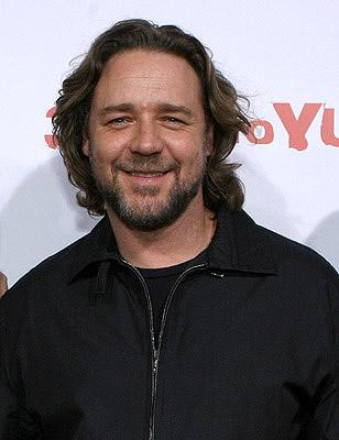 Russell Crowe at the Los Angeles premiere of Lionsgate Films' 3:10 to Yuma