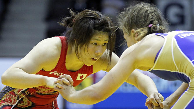 2012 Female Wrestling World Cup - Day 2