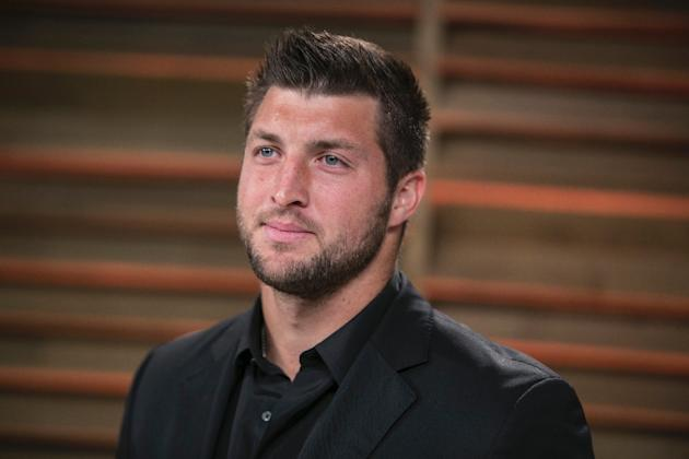 Tim Tebow played two seasons for the Denver Broncos from 2010-11 and last appeared in the NFL for the New York Jets in 2012