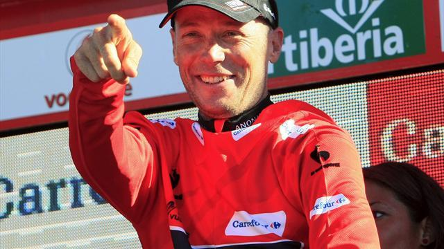 Cycling - Horner hospitalised after training crash