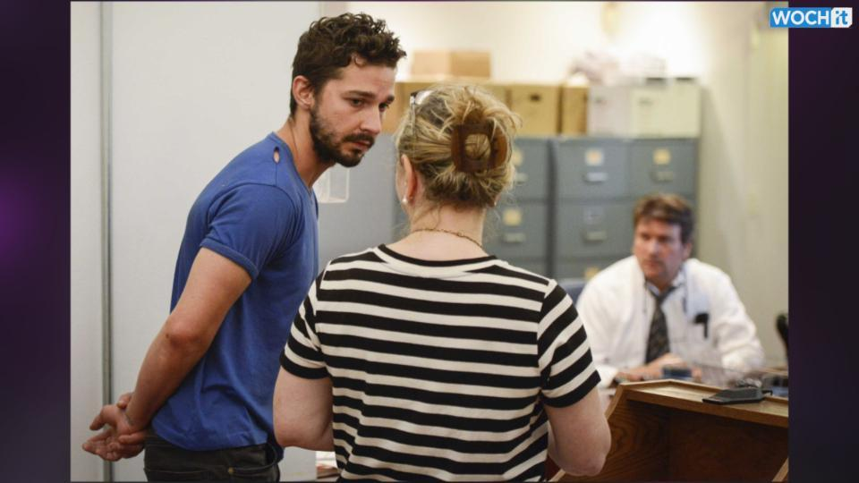 Actor Shia LaBeouf Charged With Disorderly Conduct, Harassment