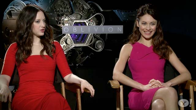 'Oblivion' Insider Access: The Movie