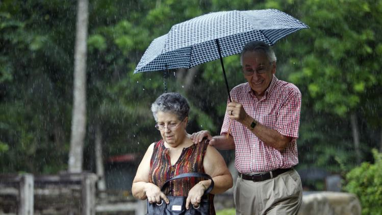 Puerto Rico sees more rain, wetter times to come