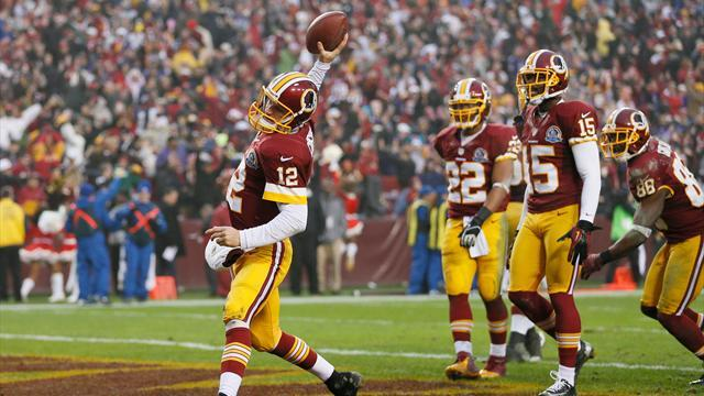 NFL  - Redskins' Black banned for four games for doping