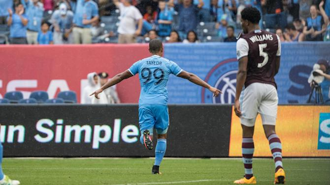 Tony Taylor among six MLS players called by Panama for Honduras, Mexico qualifiers