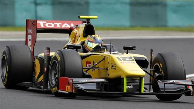 GP2 - Varhaug to test for iSport in Spain