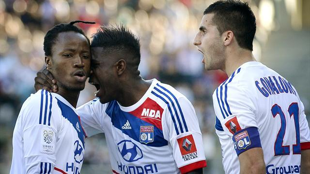Ligue 1 - Lyon beat Toulouse to go third