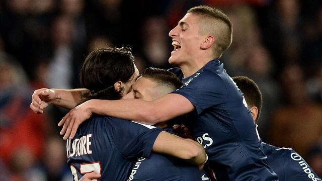 Ligue 1 - Verratti extends PSG deal until 2018