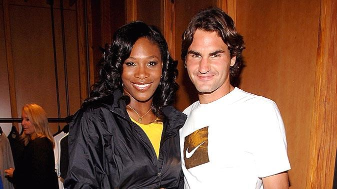 Williams Federer Nike Evnt