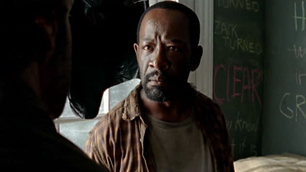 """The Walking Dead"" -- ""Clear"" Lennie James"