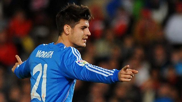 Premier League - Arsenal 'step up Morata interest'