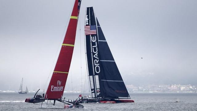 Sailing - Government to aid NZ challenge as 'vultures' circle