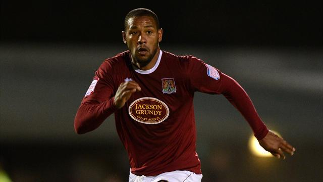 League Two - Bury pens Shakers deal