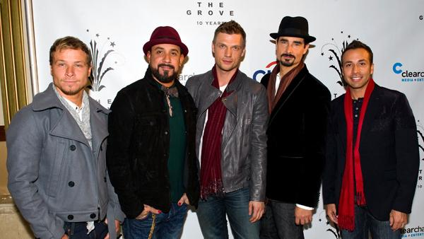 Backstreet Boys Give Approval to Documentary