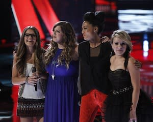 The Voice Results: Did the Right Contestants Make the Season 4 Top 12?