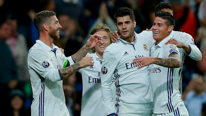 Morata: Ramos' goalscoring antics like a fairytale