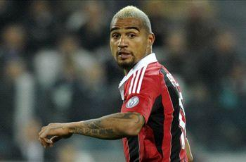 Boateng: Racism will not make me leave Italy