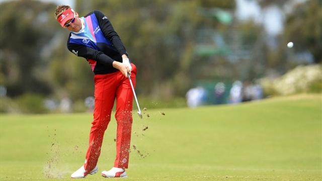 Golf - Poulter seeks final piece in Major puzzle