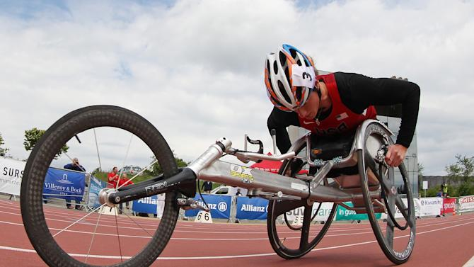 2015 IPC Athletics Grand Prix - ParAthletics