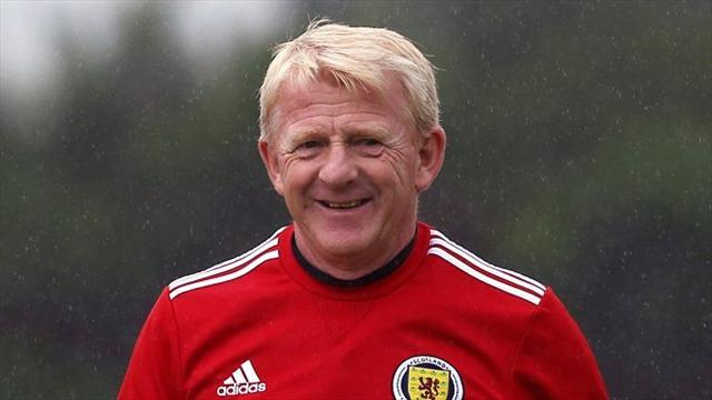 World Cup - Scotland v Croatia: LIVE