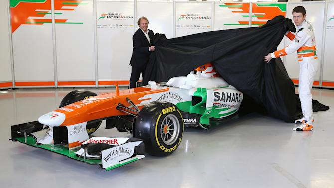 Force India F1 Launch