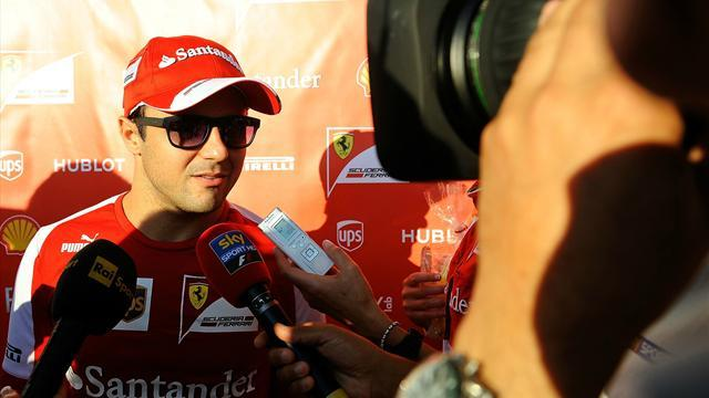 Formula 1 - Ferrari accepts 'motivated' Massa's defiance