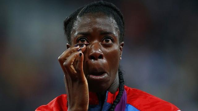 Olympic Games: Ohuruogu 'not ready to retire'