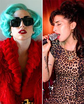 "Tearful Lady Gaga: Why Amy Winehouse Was ""My Only Hope"""