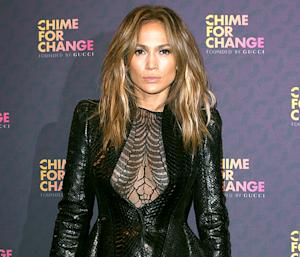 Jennifer Lopez Made $1.5 Million to Sing for Dictator