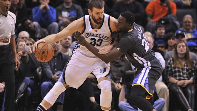NBA scores 2016: Grizzlies a force to be reckoned with out west