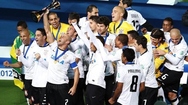 World Football - Corinthians beat Chelsea to lift Club World Cup