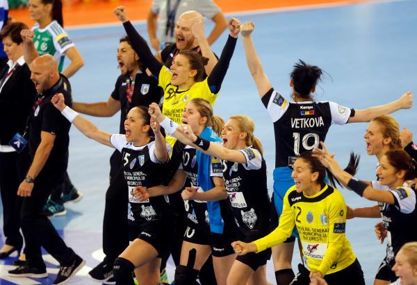 Hungary Handball Romanian Women Sport 47