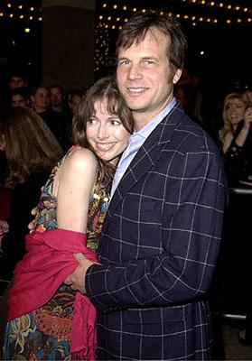 Premiere: Bill Paxton with his wife at the Century City premiere of Columbia's Vertical Limit - 12/3/2000