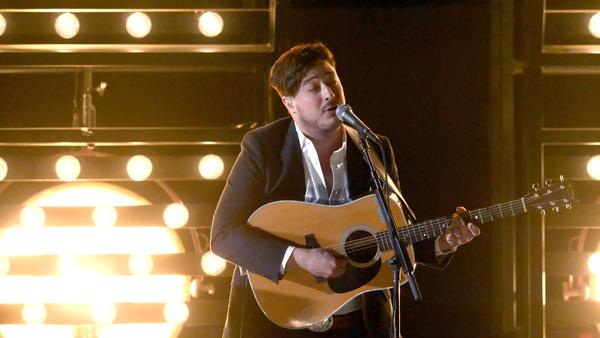 Mumford & Sons React to 'Mind-F---ing' Grammy Win
