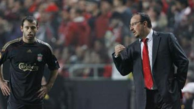 Serie A - Benitez after Mascherano